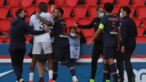 Défaite et expulsion pour Neymar face à Lille