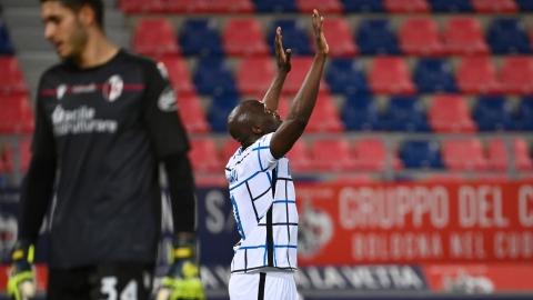 L'Inter gagne à Bologne file vers le scudetto