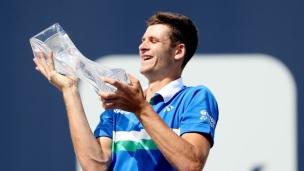 Hurkacz remporte le tournoi de Miami