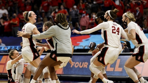 NCAA : Stanford championnes par un panier