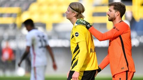 Dortmund en proie au doute avant son quart