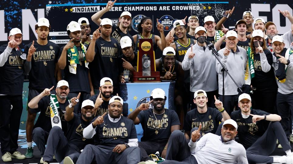 Baylor champion NCAA pour la 1re fois