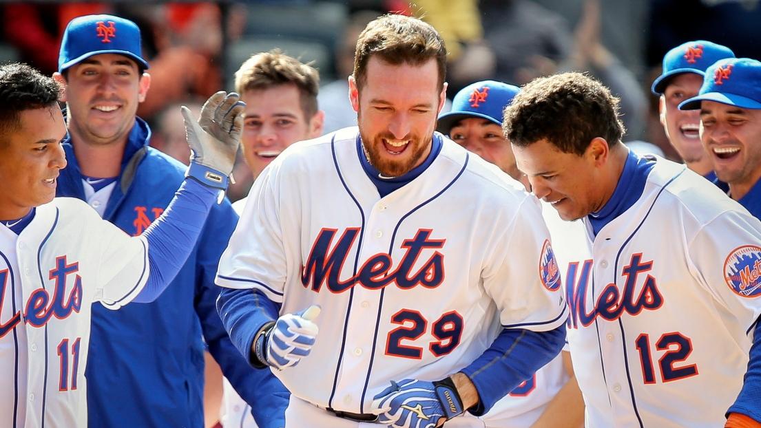 Ike Davis des Mets de New York