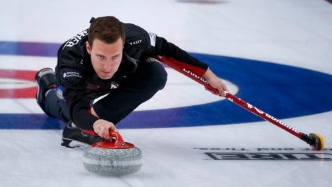 Le Canada rebondit au Mondial de curling