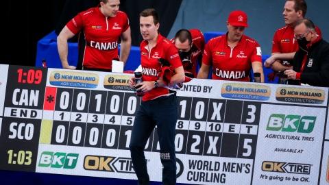 Le Canada exclu à la porte des demi-finale
