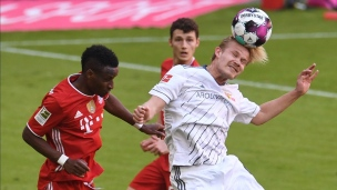 Bayern Munich 1 - Union Berlin 1