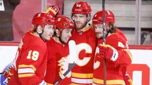 Oilers 0 - Flames 5