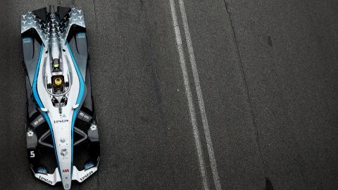 Vandoorne gagne le 2e ePrix de Rome