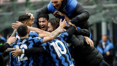 L'Inter à plein régime, la Juve et Naples assurent