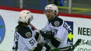 Eagles 3 - Islanders 7