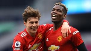 Tottenham 1 - Manchester United 3
