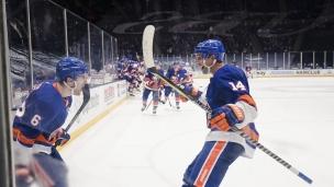 Rangers 2 - Islanders 3 (Prolongation)
