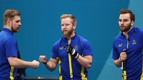 La Suède remporte le Mondial de curling contre l'Écosse