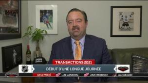 Pierre LeBrun : « Marc Bergevin examine le marché »