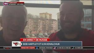 Bob Hartley nous surprend avec Ilya Kovalchuk!