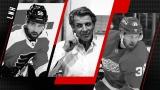 Erik Gustafsson, Marc Bergevin et Anthony Mantha