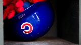 Casque des Cubs de Chicago