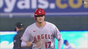 Angels 10 - Royals 3