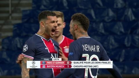 Ligue des Champions : le PSG se qualifie pour les demi-finales