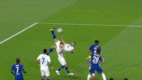 Chelsea 0 (2) - Porto 1 (1)