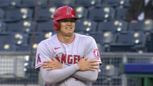Angels 2 - Royals 3