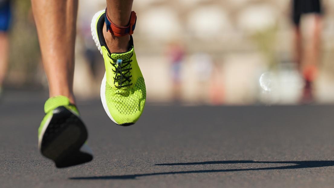 Cover course à pied