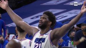Nets 117 - 76ers 123