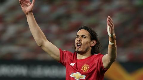 Cavani sous le charme de Manchester United