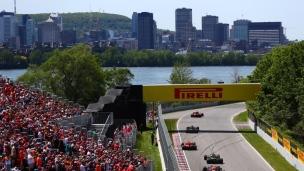 Le GP du Canada sur la corde raide