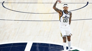 Pacers 111 - Jazz 119