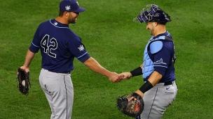 Rays 8 - Yankees 2