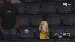 Jazz 115 - Lakers 127