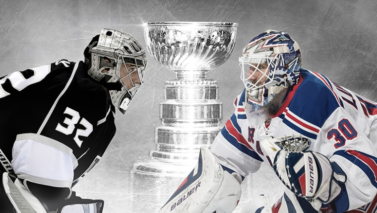 Finale Rangers-Kings