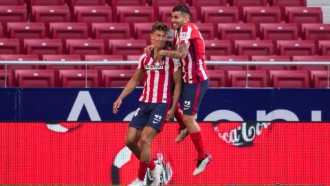 L'Atlético conforte sa 1re place; le Real cale