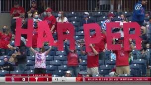 Cardinals 0 - Phillies 2