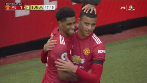 Manchester United 3 - Burnley 1