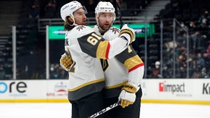 Golden Knights 5 - Ducks 2
