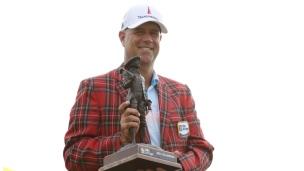 Stewart Cink est champion du RBC Heritage