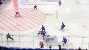 Pendant ce temps, en Russie : un but lors d'une présence de 3 secondes