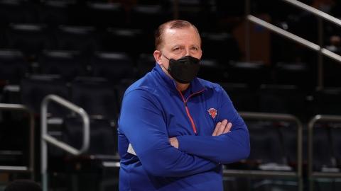 Tom Thibodeau est l'entraîneur de l'année