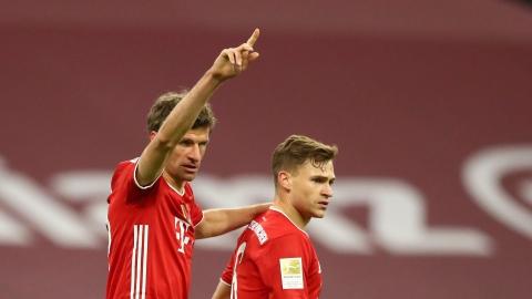 Le Bayern peut être champion dès samedi