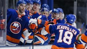 Rangers 1 - Islanders 6