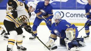 Bruins 2 - Sabres 0