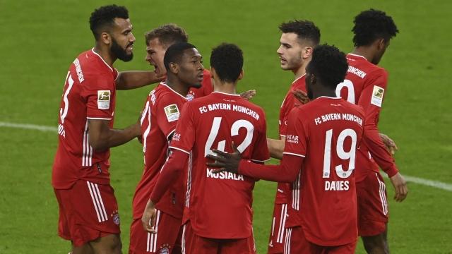 Bayern Munich 2 - Bayer Leverkusen 0