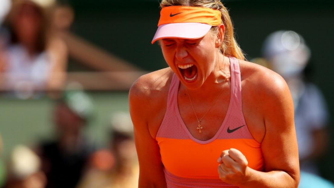 Maria Sharapova se retire du tournoi de Stanford — WTA