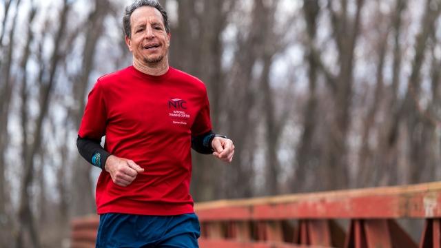 Victime de la Covid-19, il a couru 10 marathons en 10 jours !