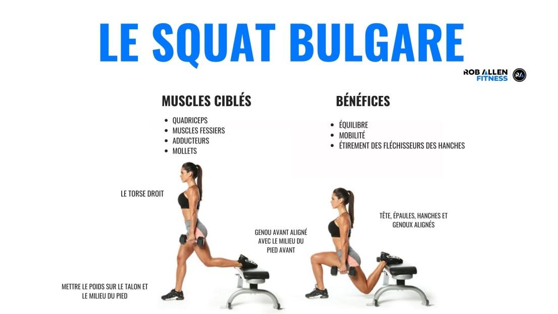 squat bulgare