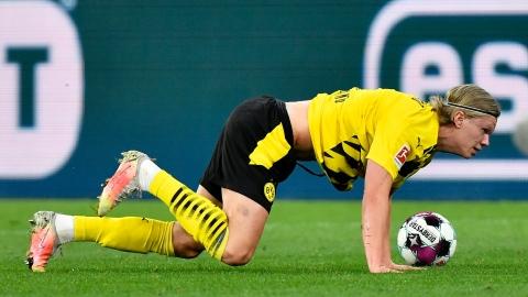 Dortmund distancé dans la course à la LdC