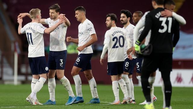 City assure, alors que Tottenham se rassure