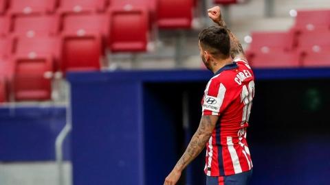 L'Atlético Madrid reprend la première place